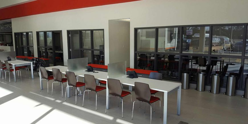 Office Furniture and System Installations